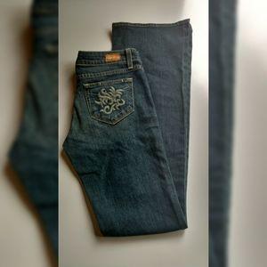 Indigo Paige womens Premium denim jeans